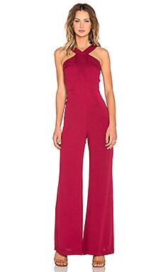Chloe Oliver That 70's Jumpsuit in Brick