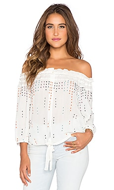 Chloe Oliver My Kind of Women Top in Ivory