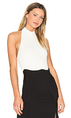 Tie Back Bib Halter Top