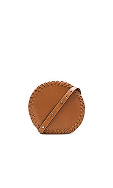 Mercer Crossbody in Cognac