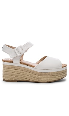 Circus by Sam Edelman Warren Platform in Stark White