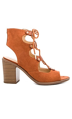 Circus by Sam Edelman Kiera Sandal in Cinnamon