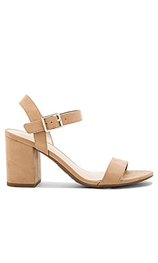 Ashton Heel in Bare Nude