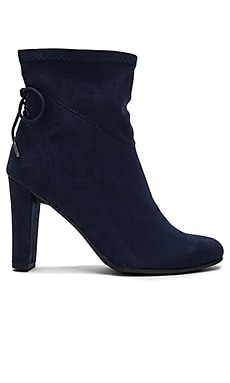 Janet Bootie in Inky Navy