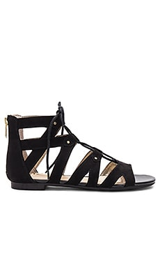 Hagan Sandal in Black