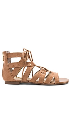Hagan Sandal in Golden Caramel