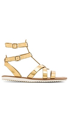Circus by Sam Edelman Selma Sandal in Effegi Gold