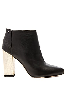 Circus by Sam Edelman Bond Bootie in Black Leather