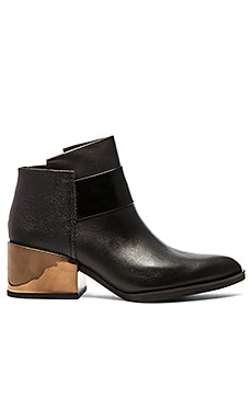 Circus by Sam Edelman Rafa Bootie in Black Leather