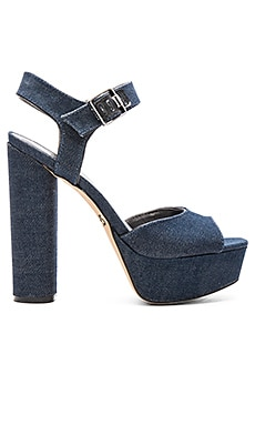 Circus by Sam Edelman Cosmo Heel in Denim True Blue