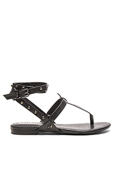 Gavin Sandal in Black