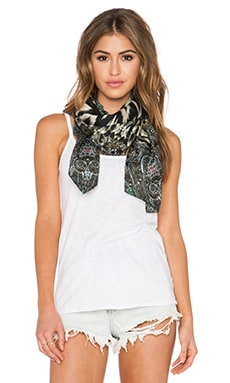 Camilla Large Square Scarf in Call of the Wild