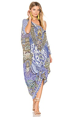 Round Neck Kaftan in All A Dream