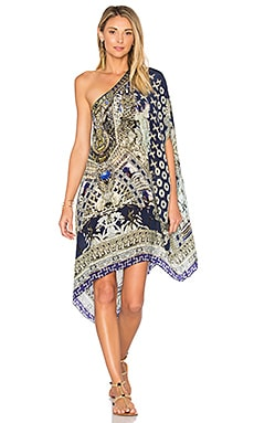 CAFTAN COURT ENCOLURE ARRONDIE MULTI-STYLES