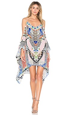 Mini Kaftan Dress Camilla $325