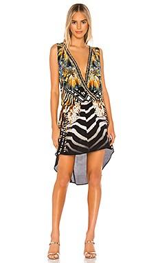 Cross Over Dress Camilla $529