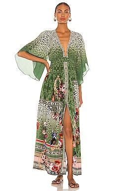 Smocked Waist Dress Camilla $525