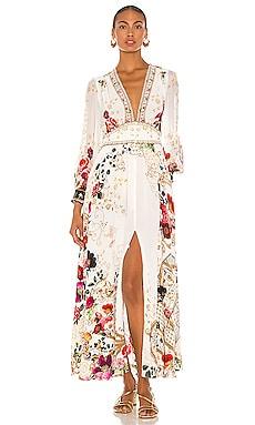 Button Dress Camilla $799 NEW
