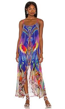 Overlay Mini Dress Camilla $490