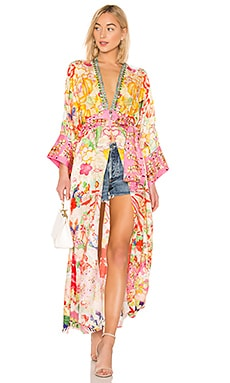 Elastic Waist Robe Camilla $750
