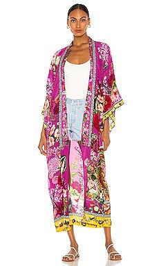 Kimono Coat Camilla $799