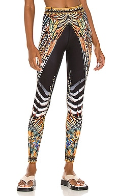 Active Leggings with Side Pocket Camilla $269