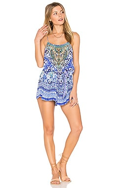 Shoestring Romper in Guardian Of Secrets