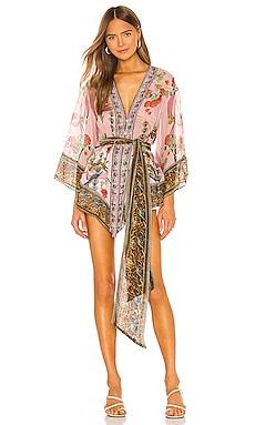 Shoulder Insert Kimono Camilla $698