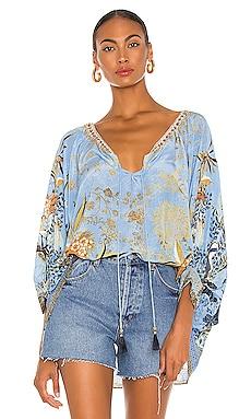 Raglan Sleeve Blouse Camilla $599 NEW