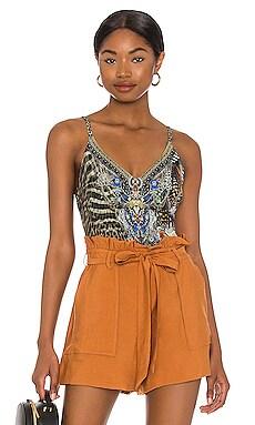 Low Back Bodysuit Camilla $199