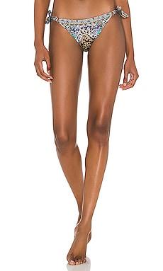 Ring Tie Side Bikini Bottom Camilla $169