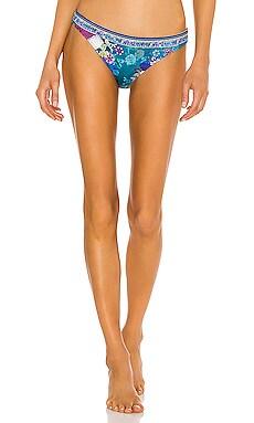 Regular Pant Bikini Bottom Camilla $96