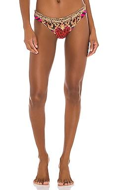Wide Side Bikini Bottom Camilla $159