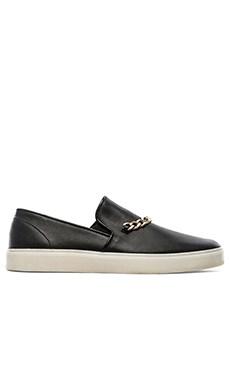 Caminando Chain Slip On Sneaker in Black