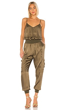 Twill Amia Jumpsuit Cinq a Sept $395 BEST SELLER