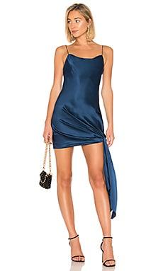 Купить Платье ryder - Cinq a Sept синего цвета