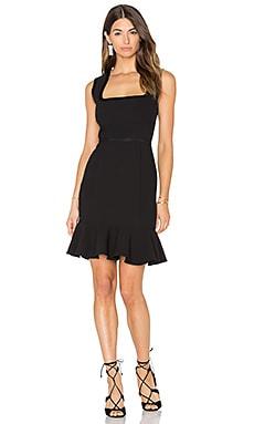 Cinq a Sept Willa Dress in Black