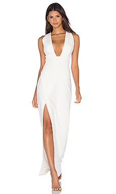 Cinq a Sept Phoenix Gown in Ivory