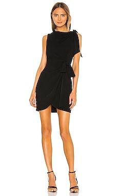 Mini Nanon Dress Cinq a Sept $285