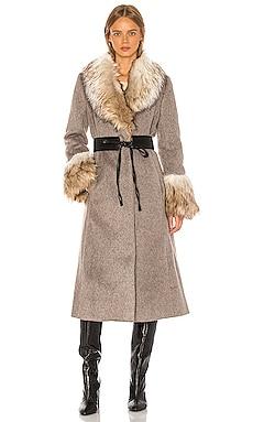 Irina Coat Cinq a Sept $695