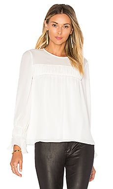Monarch Top en Ivory