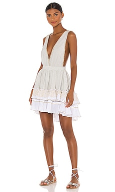 Halter Embroidered Dress CHIO $598