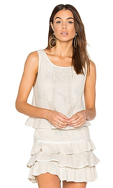 T-shirt Shell en Beige