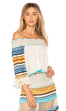 Off the Shoulder Top CHIO $89
