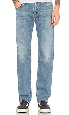 Прямые облегающие джинсы core - Citizens of Humanity 6034B 767