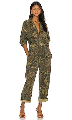 Shay Easy Side Button Jumpsuit Citizens of Humanity $468
