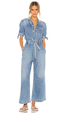 Robyn Knot Sleeve Jumpsuit Citizens of Humanity $488