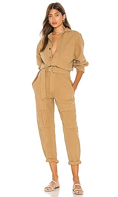 Willa Utility Jumpsuit Citizens of Humanity $398