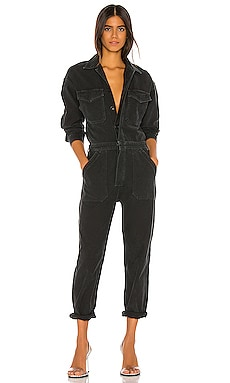 JUMPSUIT MANGA LARGA MARTA Citizens of Humanity $348