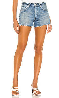 Bree Relaxed Short Citizens of Humanity $168